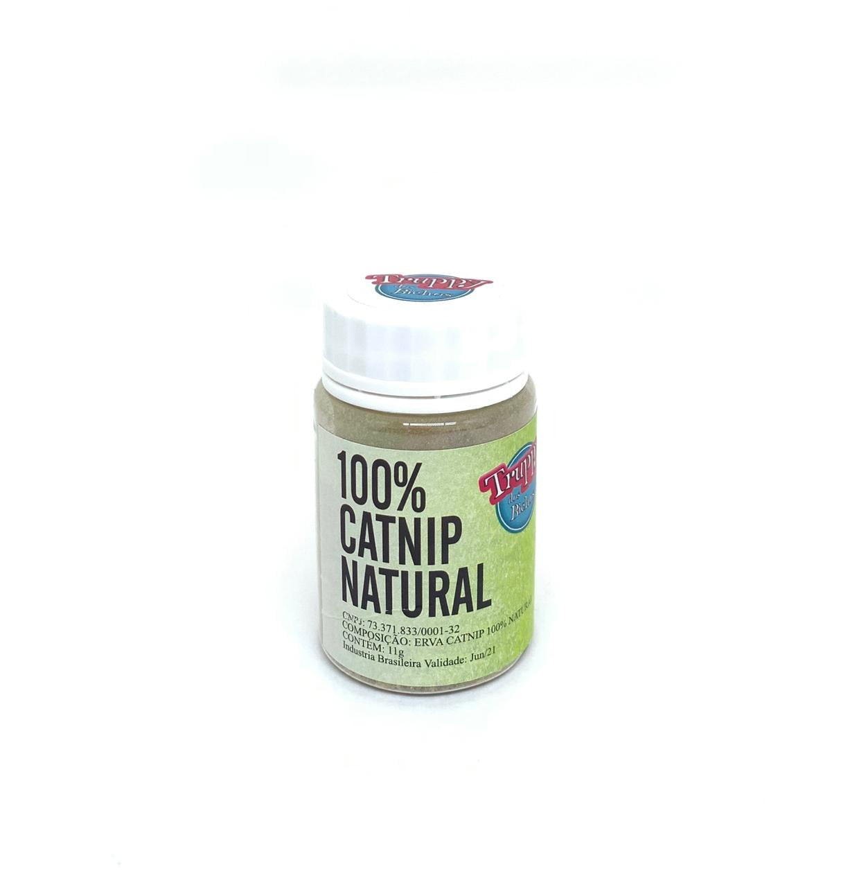 Catnip 100% Natural - 11g