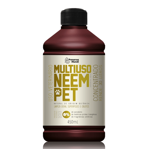Multiuso Neem Pet - 450ml