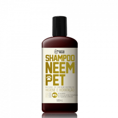 Shampoo Neem Pet -180ml